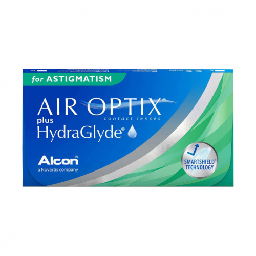 Air Optix PLUS HydraGlyde for Astigmatism 6 szt.