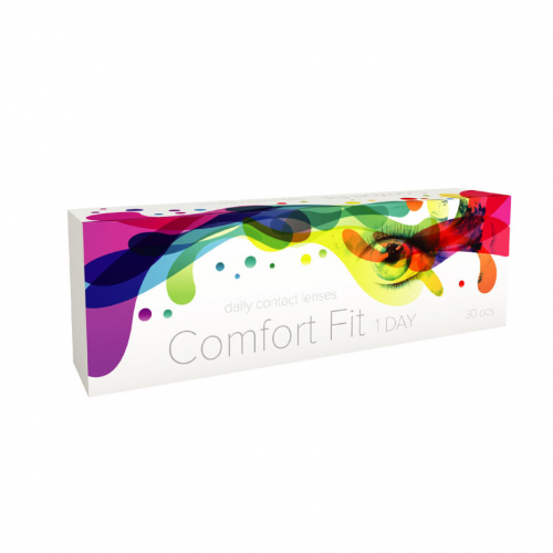 Comfort Fit 1-Day 30 szt