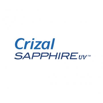 ESSILOR Orma 1.5 Crizal Sapphire UV