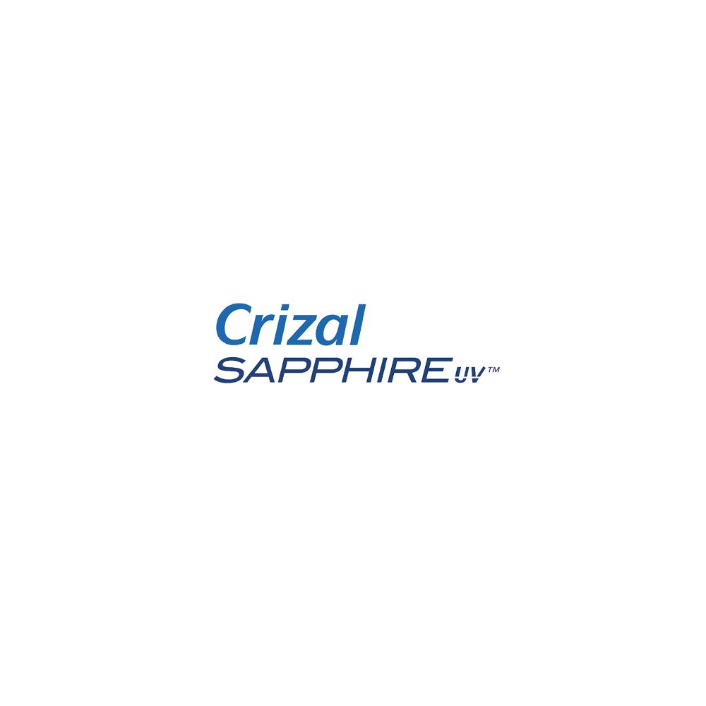 ESSILOR Orma 1.6 Crizal Sapphire UV