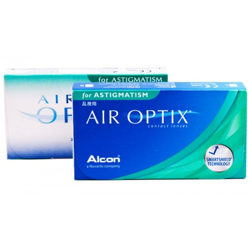 Air Optix for Astigmatism 6szt.