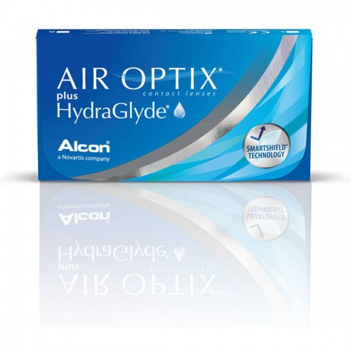 Air Optix Plus HydraGlyde 6 szt