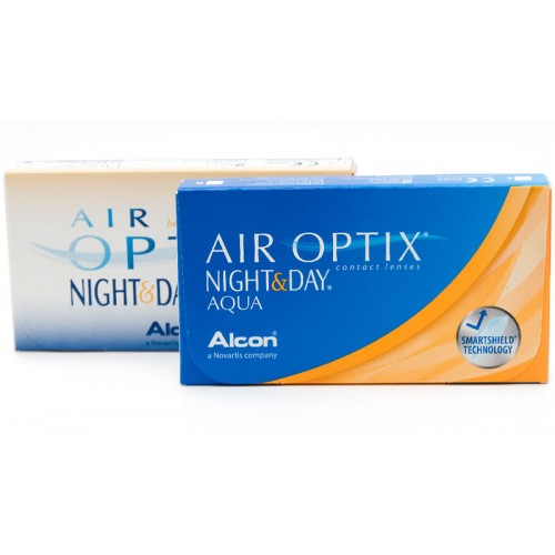 Air Optix Night & Day Aqua 6 szt